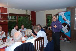 cours d'oenologie vins italiens