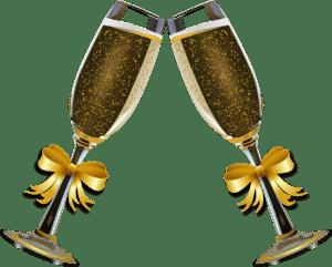 Champagne en apéritif